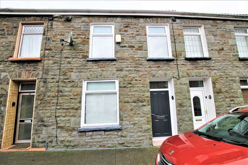 3 Bedrooms Terraced House for sale in Victoria Street, Ton Pentre