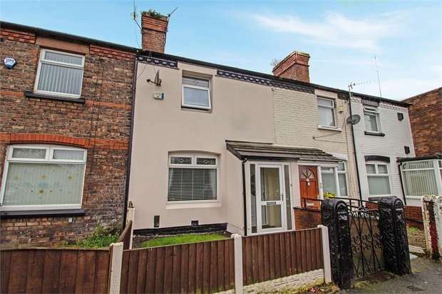 2 Bedrooms Terraced House for sale in Dinas Lane, Liverpool, Merseyside