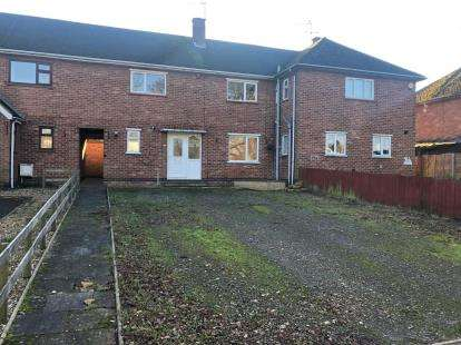 3 Bedrooms Terraced House for sale in Old Ashby Road, Loughborough, Leicestershire