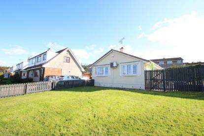 3 Bedrooms Bungalow for sale in Truro Avenue, Chryston, Glasgow, North Lanarkshire