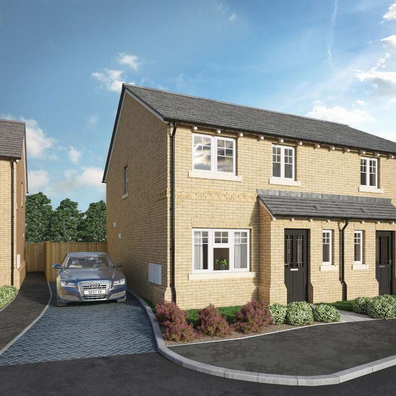 3 Bedrooms Semi Detached House for sale in St.Williams Gate, Pilling, Garstang, Lancashire, PR3 6AQ