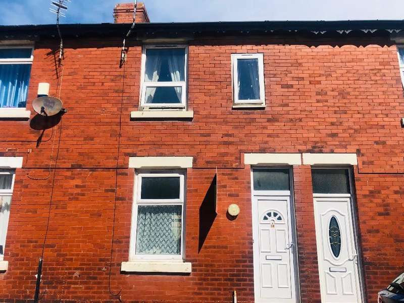 2 Bedrooms Terraced House for sale in Lewtas Street, Blackpool, FY1 2DY