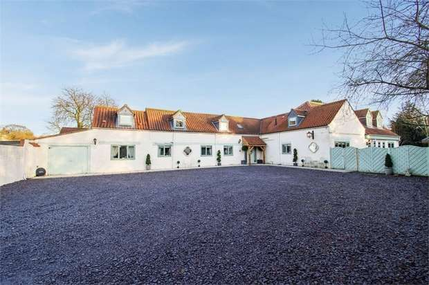 6 Bedrooms Detached House for sale in Main Street, Tickton, Beverley, East Riding of Yorkshire