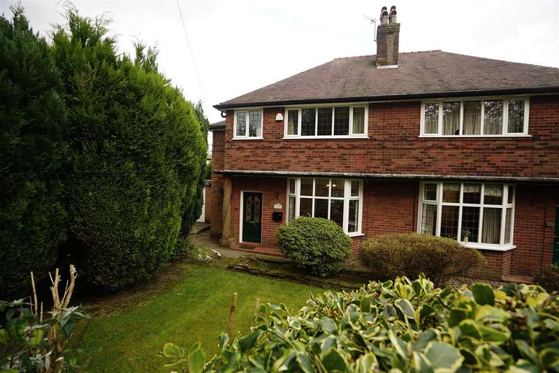 3 Bedrooms Semi Detached House for sale in New Hall Lane, Heaton, Bolton