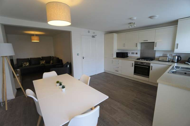 6 Bedrooms Town House for rent in Great Copsie Way, Cheswick Village BS16