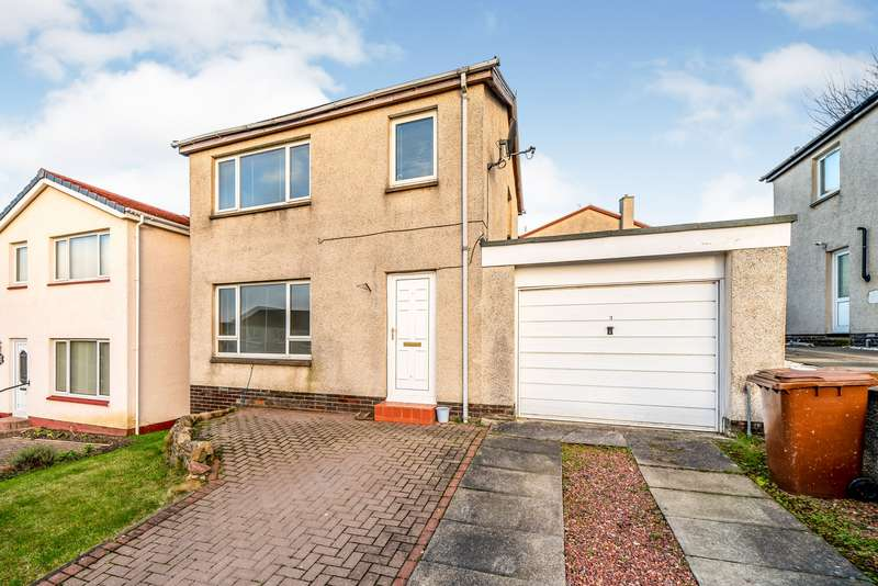 3 Bedrooms Detached House for sale in John Humble Street, Mayfield, Dalkeith, Midlothian, EH22