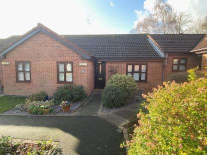 2 Bedrooms Bungalow for sale in Windleden Road, Loughborough, Leicestershire
