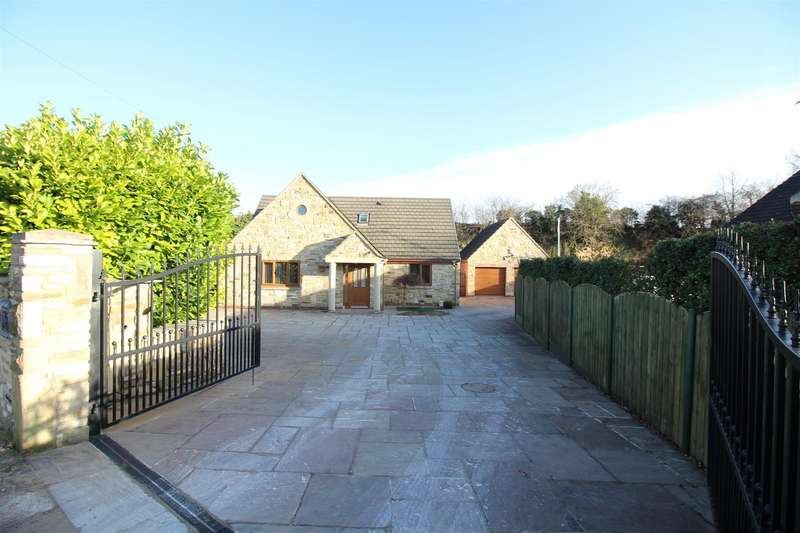 3 Bedrooms Detached House for sale in Rawfield Lane, Fairburn, Knottingley