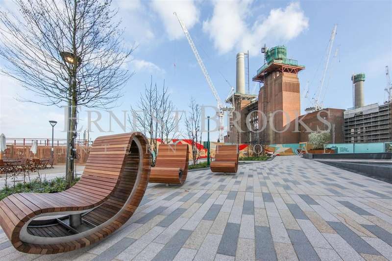 3 Bedrooms Penthouse Flat for sale in The Boiler House, Battersea Power Station, Battersea, SW8