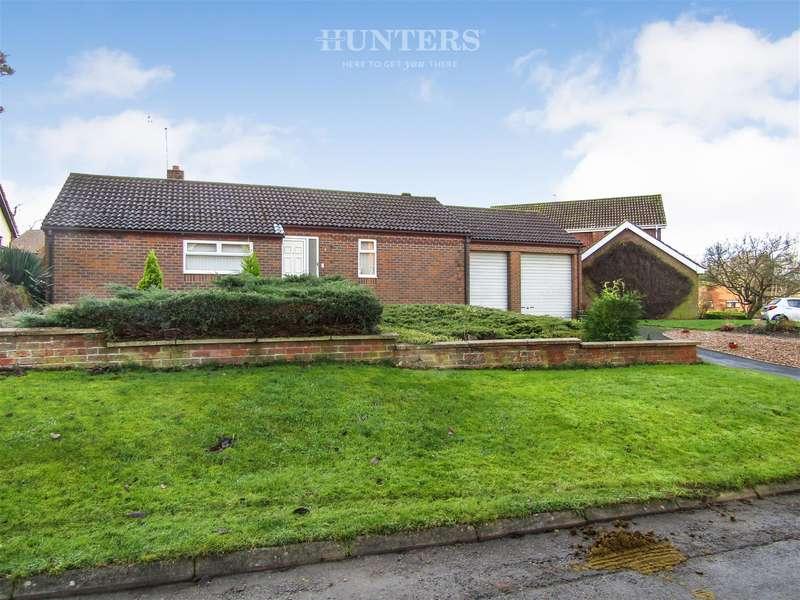 2 Bedrooms Bungalow for sale in Crapple Lane, Scotton, Gainsborough, DN21 3QT