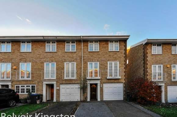4 Bedrooms Property for rent in Selsdon Close, Surbiton, Surrey, KT6 4TF