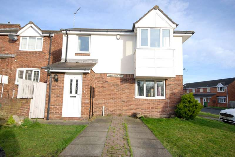 2 Bedrooms Semi Detached House for sale in Hudleston Rise, North Haven