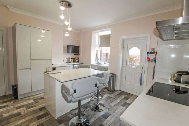 3 Bedrooms Terraced House for sale in Peveril Street, Bolton