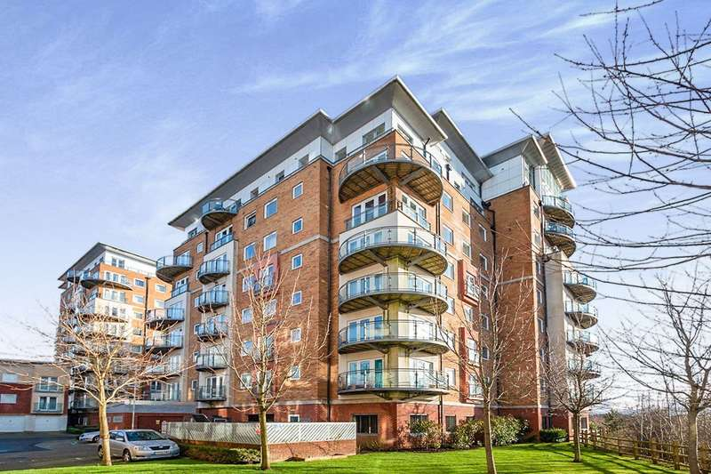 2 Bedrooms Apartment Flat for sale in Winterthur Way, Basingstoke, Hampshire, RG21