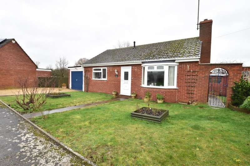 2 Bedrooms Detached Bungalow for sale in Beech Avenue, Drakes Broughton, Pershore, WR10