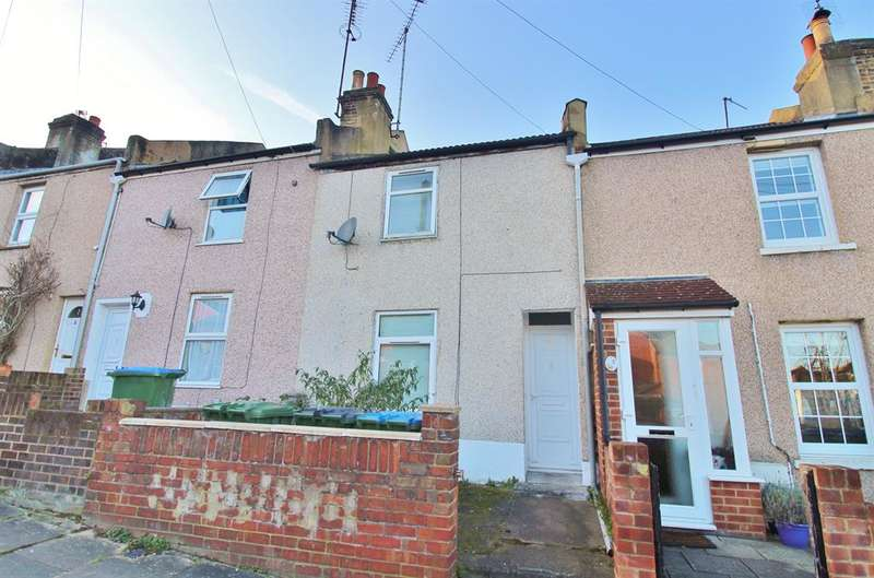 3 Bedrooms Terraced House for sale in Southland Road, Plumstead, London, SE18 2BB