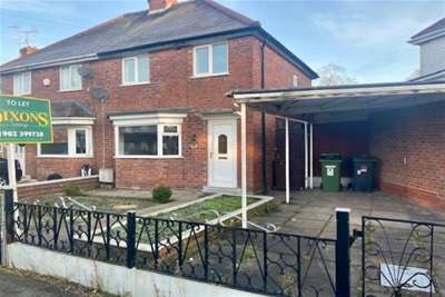 3 Bedrooms House for rent in Hawksford Crescent, Wolverhampton