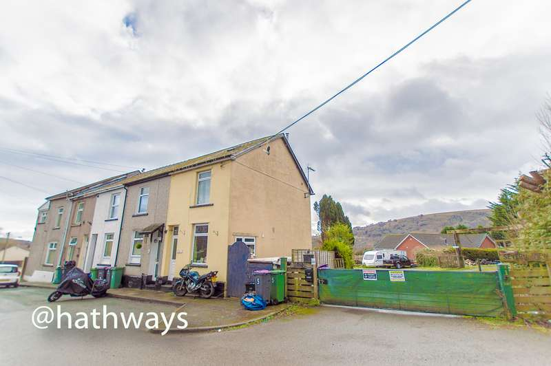 2 Bedrooms Property for sale in Albert Road, Talywain