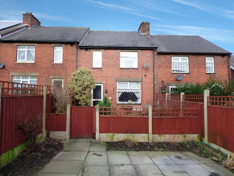 3 Bedrooms Terraced House for sale in Park Avenue, Elland, HALIFAX, West Yorkshire, HX5