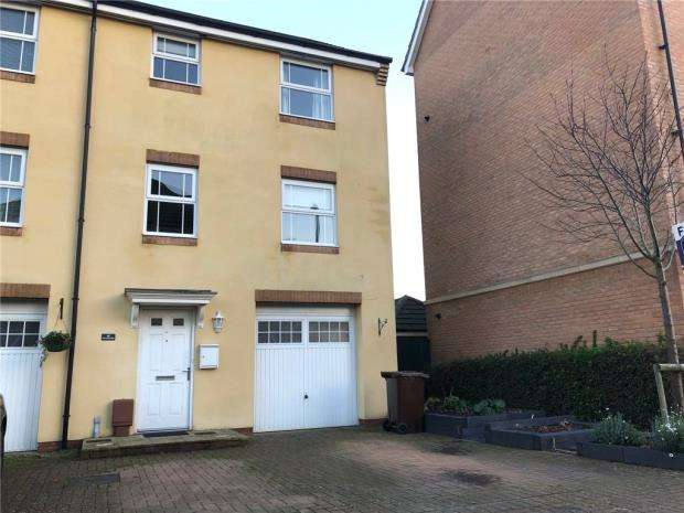 4 Bedrooms End Of Terrace House for sale in Old College Walk, Portsmouth, Hampshire
