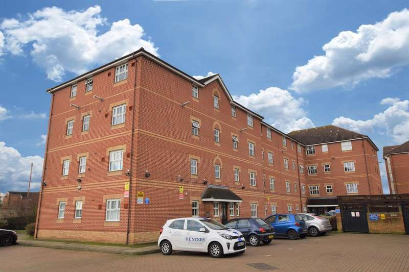 1 Bedroom Flat for sale in Hyacinth Close, Ilford, IG1