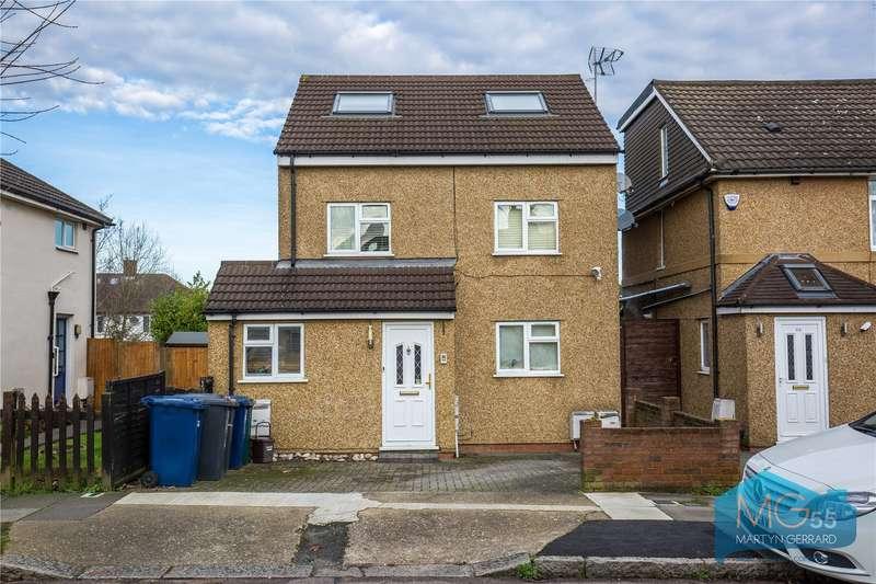 2 Bedrooms Maisonette Flat for sale in Russell Road, Whetstone, London, N20