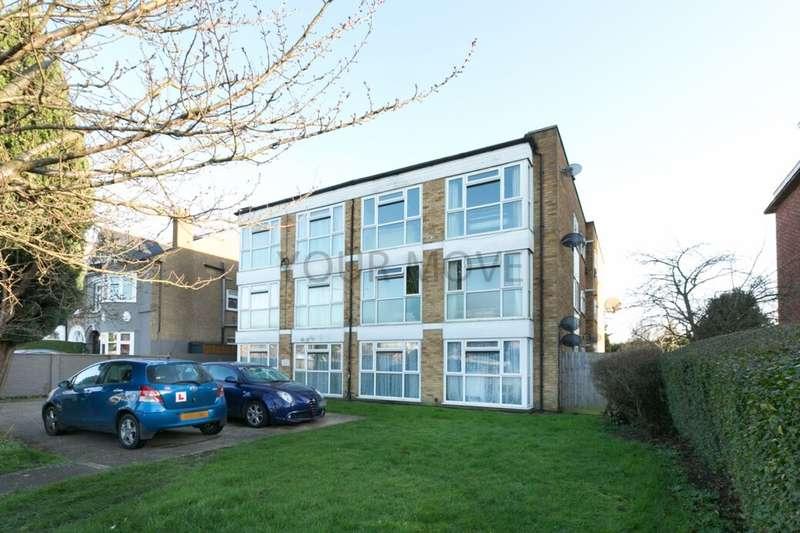 2 Bedrooms Flat for sale in The Ridgeway, London, E4