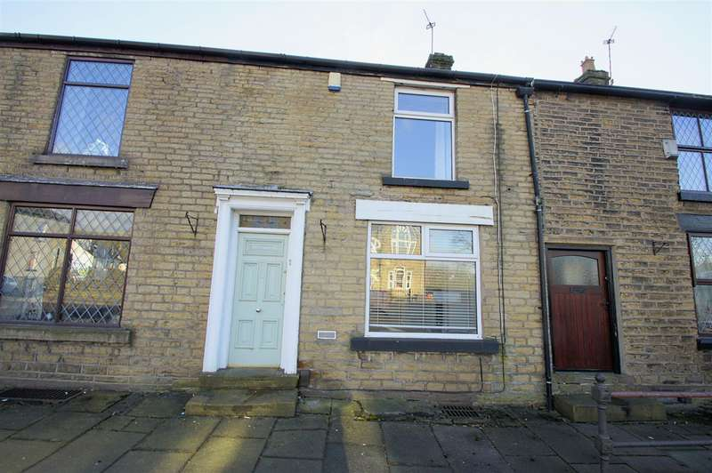 2 Bedrooms Terraced House for sale in Church Street, Horwich, Bolton