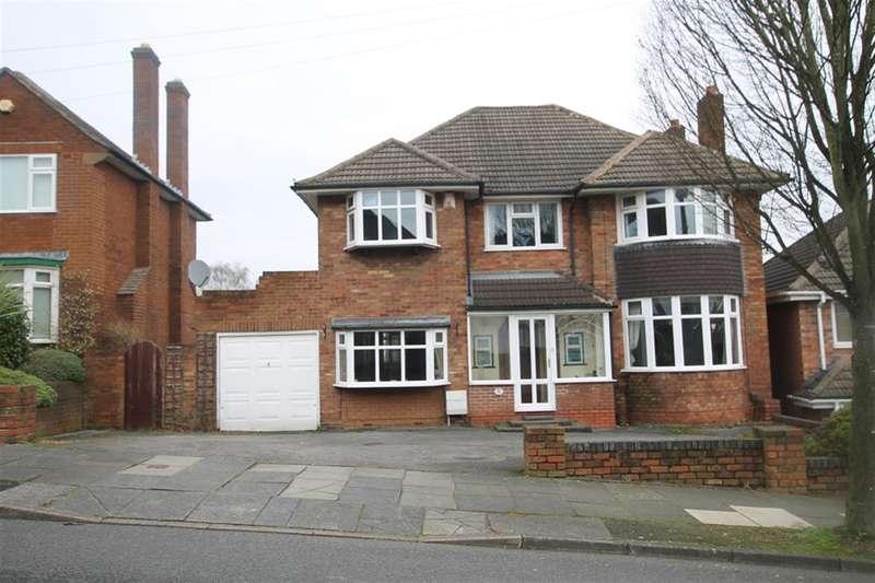 5 Bedrooms Detached House for sale in Pilkington Avenue, Sutton Coldfield, B72 1LG
