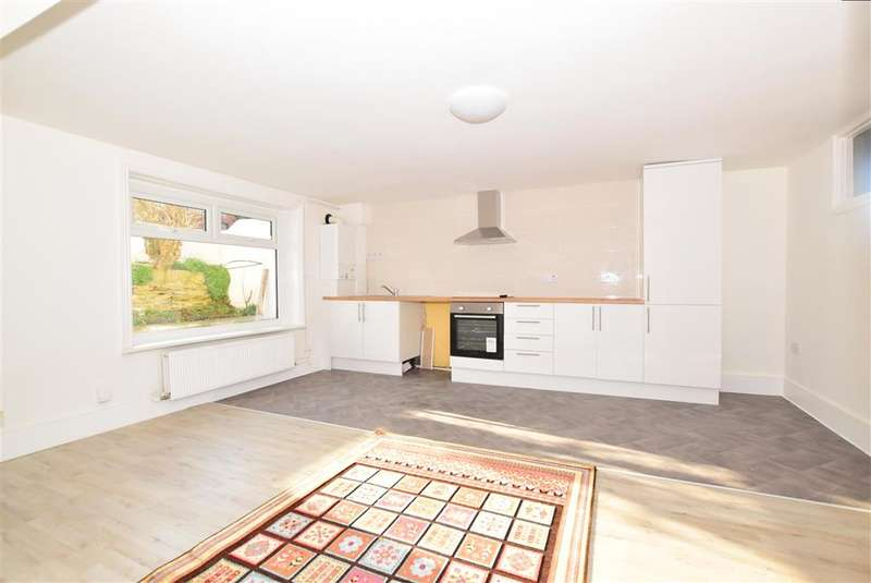 1 Bedroom Ground Flat for sale in Folkestone Road, , Dover, Kent