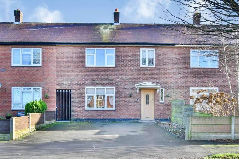 3 Bedrooms House for sale in Greenbrow Road, Manchester, Greater Manchester, M23