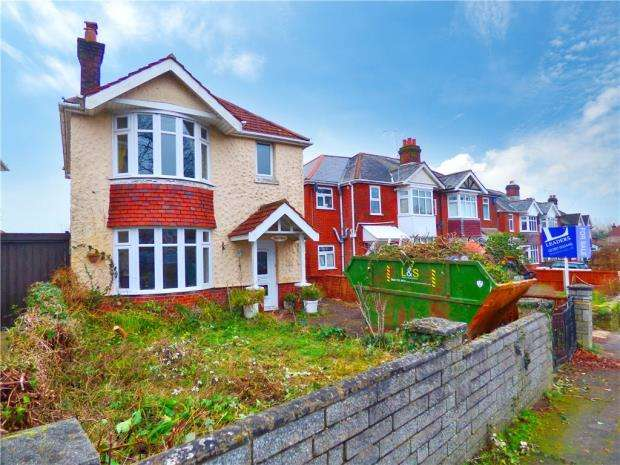 3 Bedrooms Detached House for sale in Bassett Green Road, Southampton, Hampshire