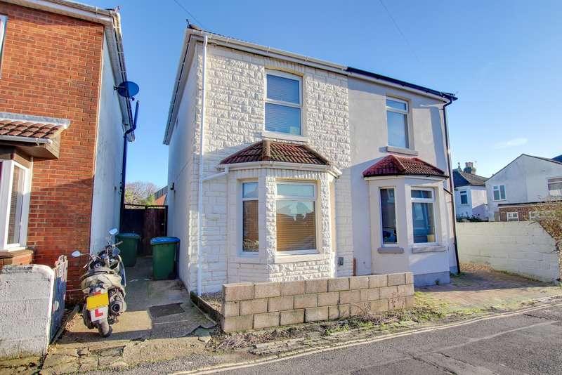 3 Bedrooms Semi Detached House for sale in Surrey Road, Woolston