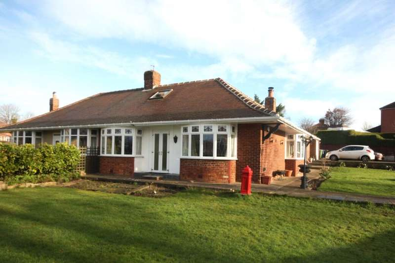 4 Bedrooms Semi Detached Bungalow for sale in West End, Guisborough, TS14