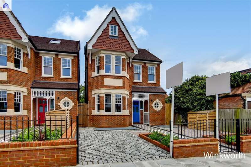 6 Bedrooms Detached House for sale in Ascott Avenue, London, W5