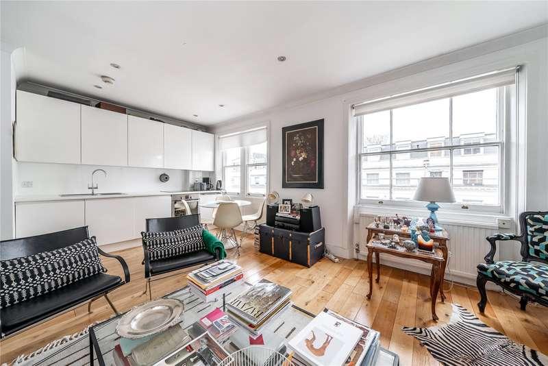 2 Bedrooms Flat for sale in Pembridge Gardens, London, W2