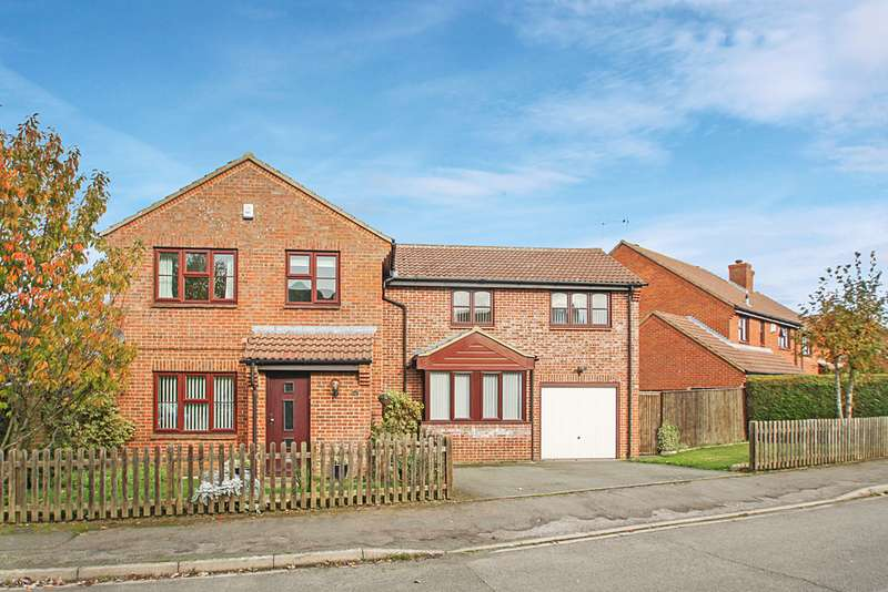 5 Bedrooms Detached House for sale in Fanshawe Road, Thame OX9