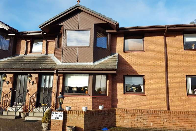 2 Bedrooms Flat for sale in Kirkvale Court, Wishaw, ML2