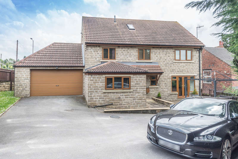 5 Bedrooms Detached House for sale in Stone Bank House, Anston