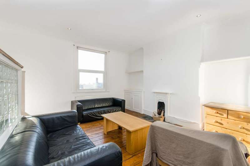 2 Bedrooms Flat for sale in Churchfield Road, Acton, W3