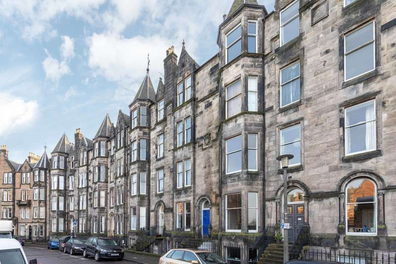 5 Bedrooms Flat for sale in Warrender Park Crescent, Marchmont, Edinburgh, EH9 1DX
