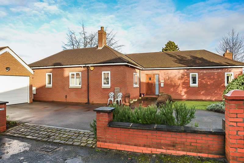4 Bedrooms Detached Bungalow for sale in Beech Avenue, Chadderton, Oldham
