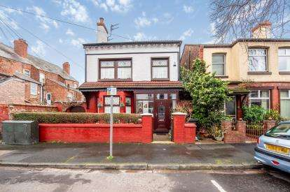 4 Bedrooms Detached House for sale in Brookfield Avenue, Crosby, Liverpool, Merseyside, L23