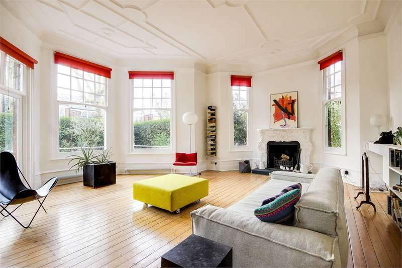 3 Bedrooms Flat for sale in Queens Avenue, Muswell Hill, London