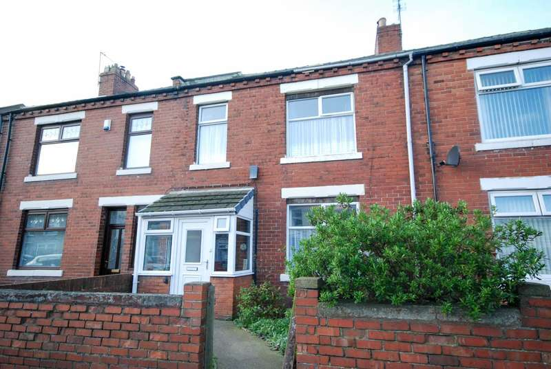 4 Bedrooms Terraced House for sale in East View, Boldon Colliery