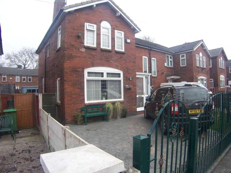 4 Bedrooms Semi Detached House for sale in Birch Avenue, Hollins, Oldham, Greater Manchester, OL8