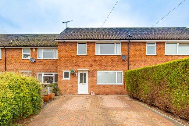 3 Bedrooms Terraced House for sale in Cornwell Road, Old Windsor, Windsor