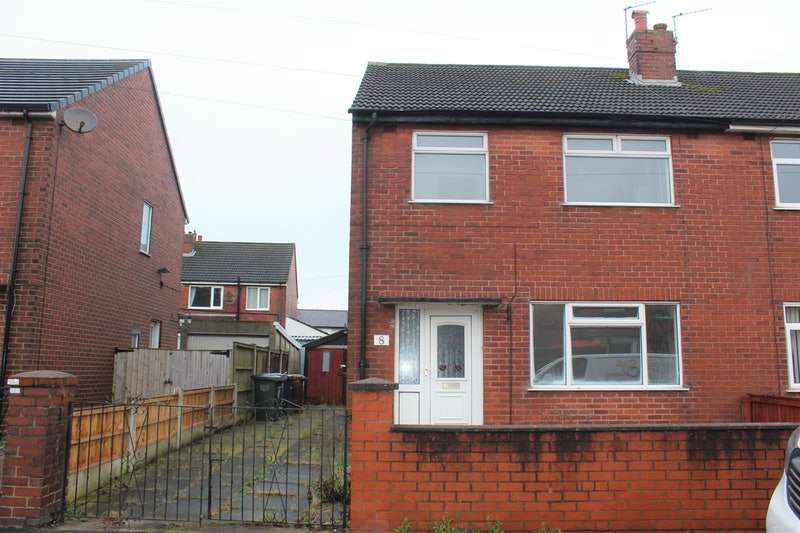 3 Bedrooms Semi Detached House for sale in St. Peters Street, Chorley, Lancashire, PR6