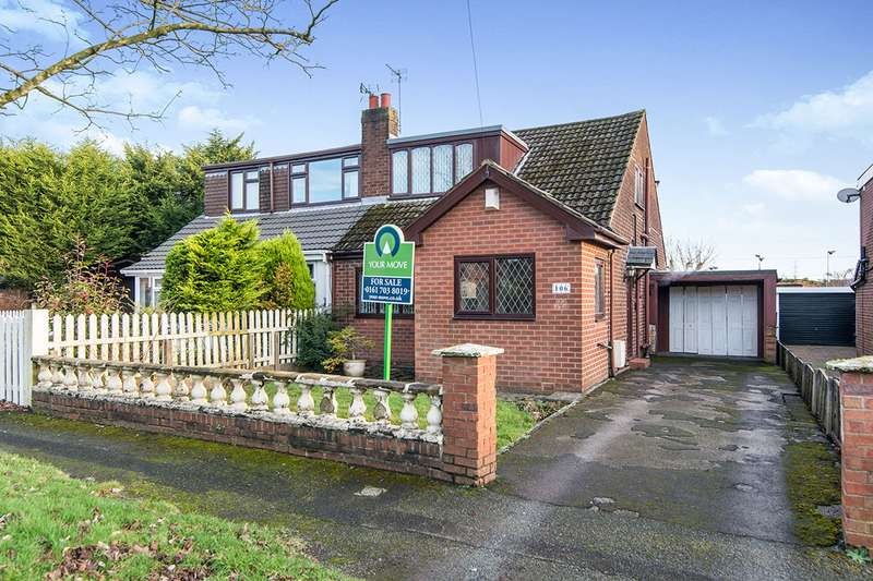 3 Bedrooms Bungalow for sale in Trent Way, Kearsley, Bolton, BL4