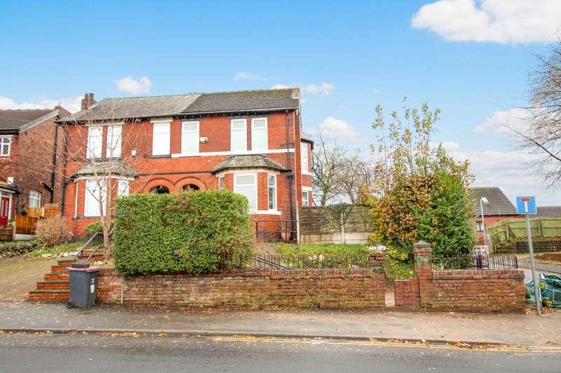4 Bedrooms Semi Detached House for sale in Moor Lane, Salford
